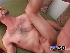 Joe Parker Is Drilled By Muscled Jeremy Stevens 2