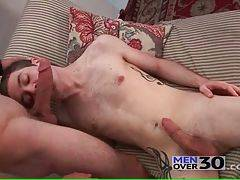 Horny Dudes Are Warming Each Other Up 2