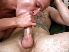Two Cute Guys Eager For Some Fun 1