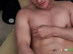 Tough Guy Is In Mood For Some Jerk Off 2